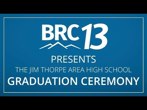 2020 Jim Thorpe Area High School Graduation Ceremony