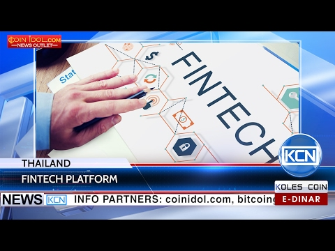 KCN New FinTech platform in Thailand