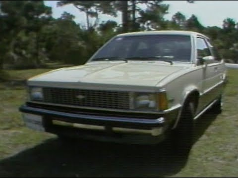 Behind The Wheel: 1980 Chevrolet Citation