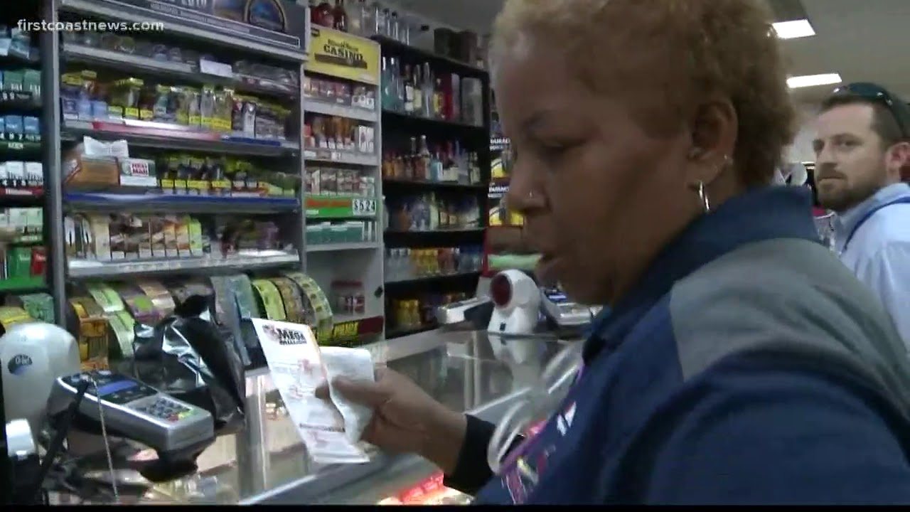 VIDEO: Mega Millions jumps to half a billion dollars for Tuesday drawing