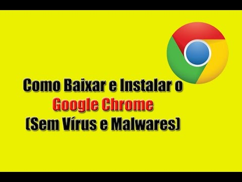 Como Baixar e Instalar Google Chrome para Windows 10 64 ...