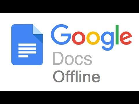 Google Docs Offline Explained!