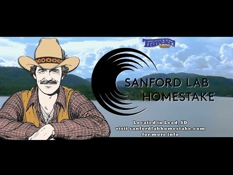 Sanford Lab Visitor Center | Lead, South Dakota | Black Hills
