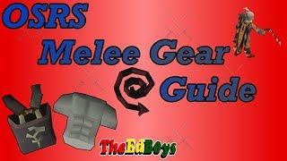 Melee Guide Osrs | Asdela