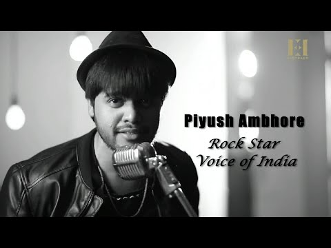 O soniye cover song I by piyush Ambhore | Rock star voice of india