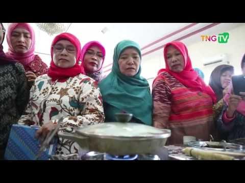 Sosialisasi Pangan Lokal Berbasis B2SA [Tangerang TV]