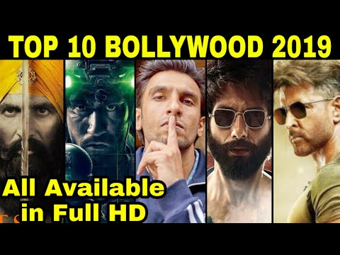 TOP 10 BOLLYWOOD Movies In 2019 | Where To Watch In Full HD?