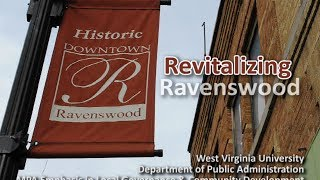 Revitalizing Ravenswood Community Development and Action Research in Motion