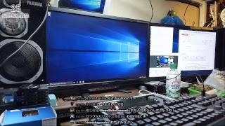 【ライブ】寄せ集めパーツで作る超低スペック自作PC