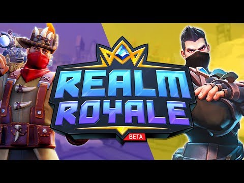Realm Royale in 2019 with Baggins & Thor