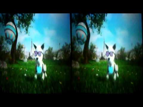 RealD 3D Intro - s3D Cam Version - 720p HD 3D