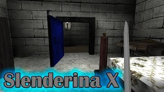 Slenderina X Вторая часть прохождения