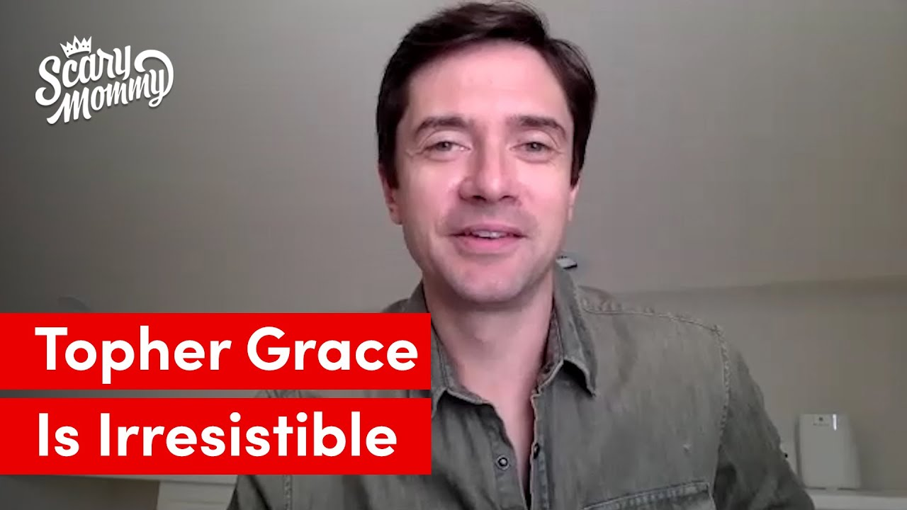 Irresistible Topher Grace Plays Yay or Nay
