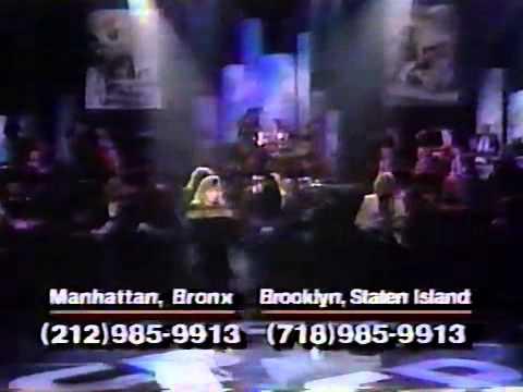 Tiffany on UCP Telethon 1989 singing