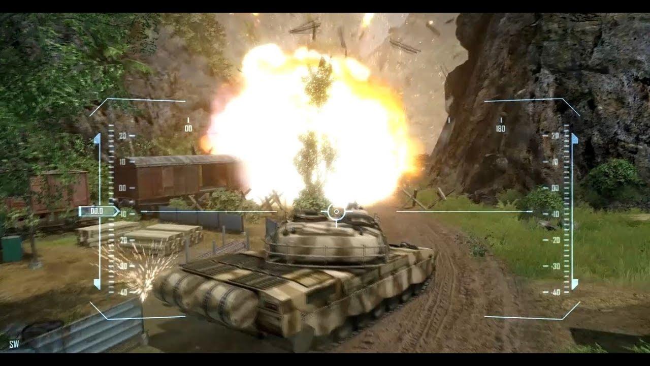 Panzerschlacht Spiel