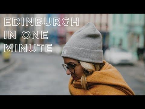 Edinburgh | Castles, Hiking, & Tea