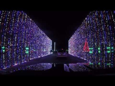 Christmas Nights of Lights Mobile AL - YouTube