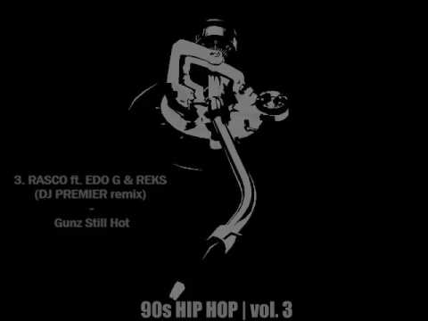 90s HIP HOP [Underground and Rare] | mix vol. 3