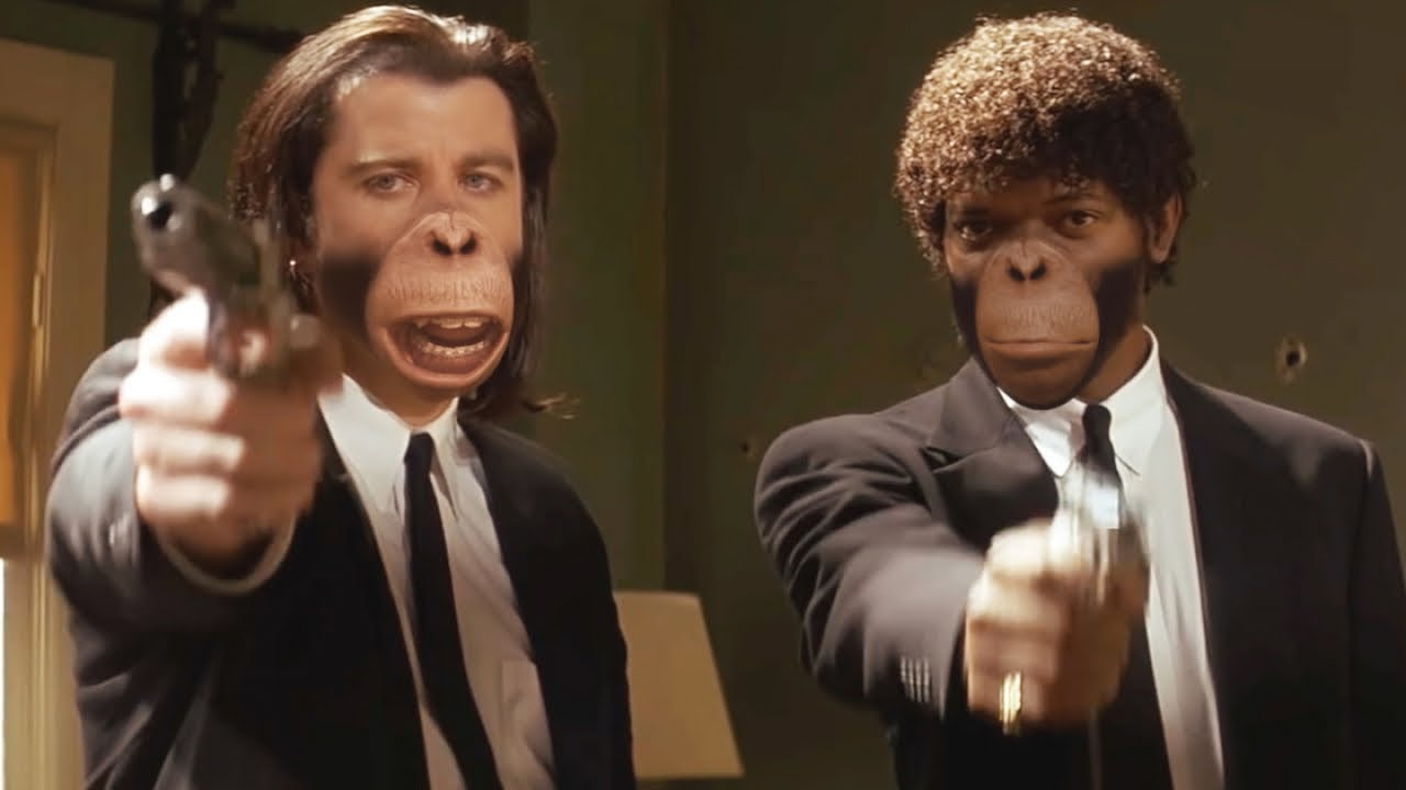 Shaka Ponk - Funky Junky Monkey [video officielle]