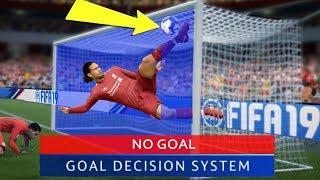 WORST FIFA GOAL-LINE TECHNOLOGY FAILS EVER!