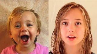 Отец снимал дочь каждую неделю в течении 16 лет!(На видео - Лотте Хофмеестер (Lotte Hofmeester). Её отец - голландский режиссер Франс Хофмеестер - еженедельно снимал..., 2015-11-11T22:17:24.000Z)