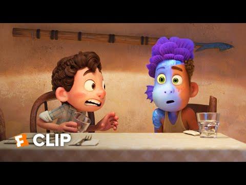Download Luca Exclusive Movie Clip - Sea Monsters (2021) | Fandango Family