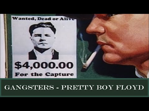 Gangsters - Pretty Boy Floyd - 4151
