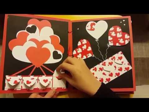 Sevgiliye Ani Defteriscrapbook Siparis Alinir Youtube