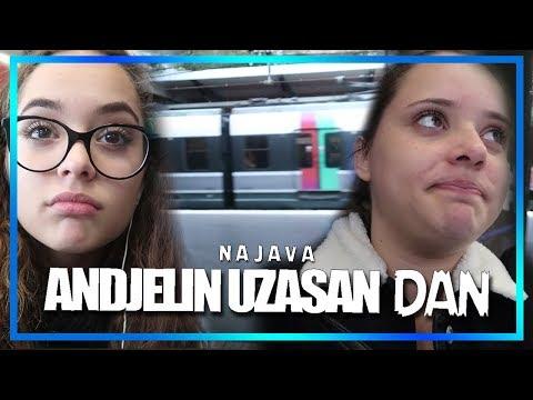 In the next video...Andjelin uzasan dan