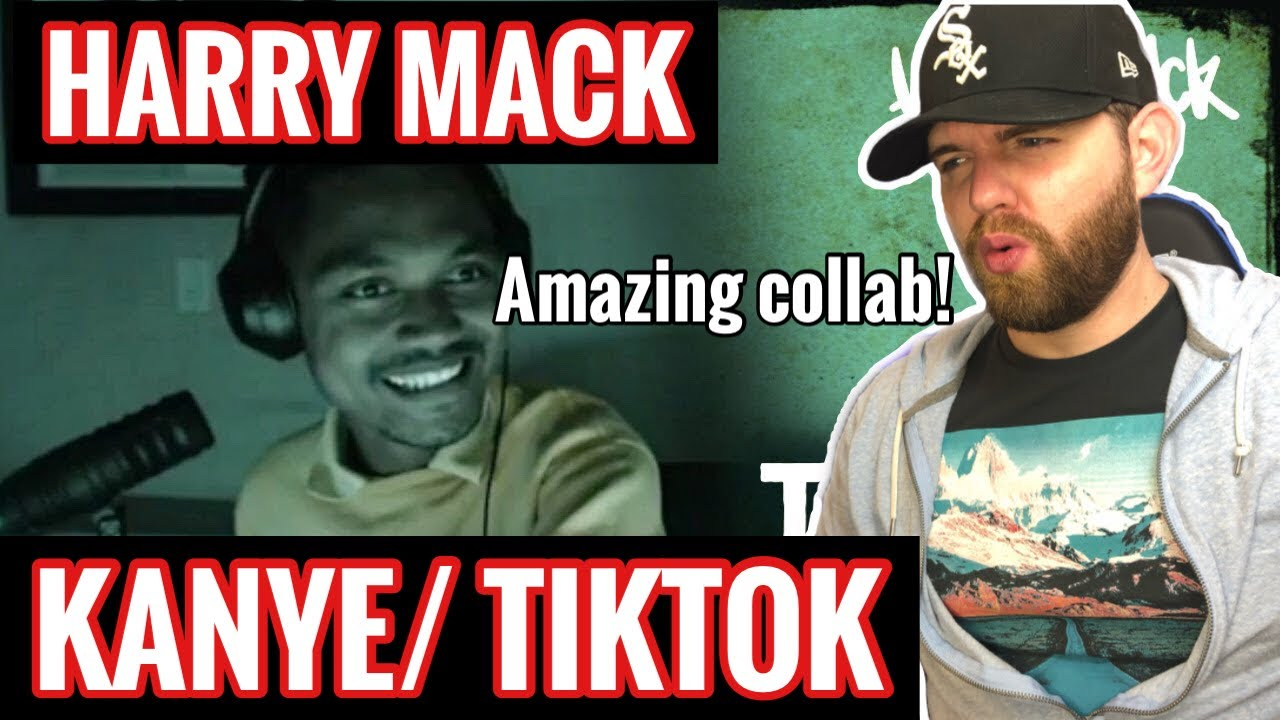 [Industry Ghostwriter] Reacts to: Harry Mack Freestyle- Tik Tok/ Kanye West (Beatbox Freestyle) 🔥