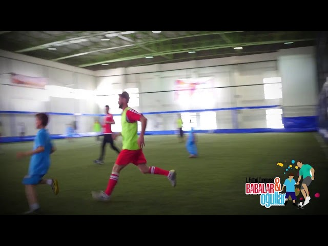 021  Babalar ve Oğullar Futbol Turnuvası