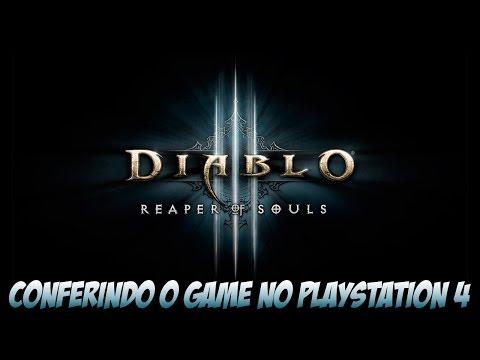 Diablo 3 RoS Ultimate Evil Edition - Jogando com o Cruzado! (Ps4)