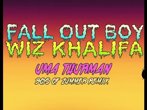 Uma Thurnam (Wiz Khalifa Boys Of Zummer Remix) - Lyrics