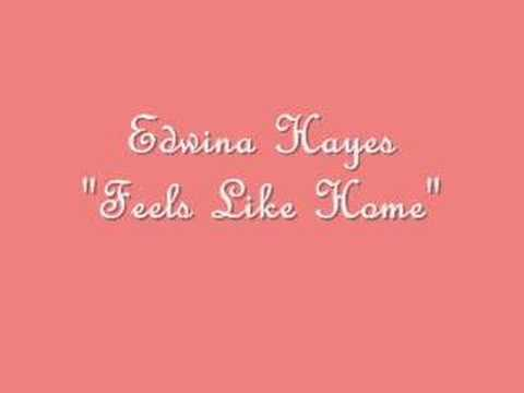 edwina hayes feels like home youtube. Black Bedroom Furniture Sets. Home Design Ideas