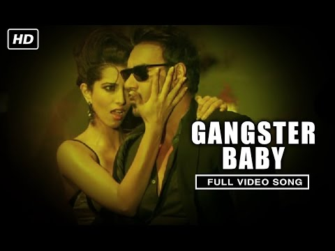 Gangster Baby (Uncut Video Song) | Action Jackson | Ajay Devgn & Manasvi Mamgai