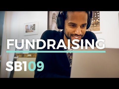 How to Play The Game | Fundraising Strategy + Venture Capital SB109