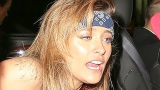 Paris Jackson SCARED FOR HER LIFE After Being CHOKED!