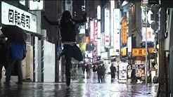 """LIL BUCK in """"Tokyo Rain"""" Japan 