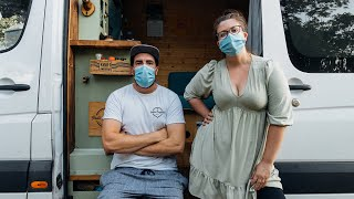 VAN LIFE TRAVELLING ABROAD - Is It SAFE!? Global Pandemic!