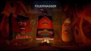 Sausage Party – Es Geht Um Die Wurst - Trailer