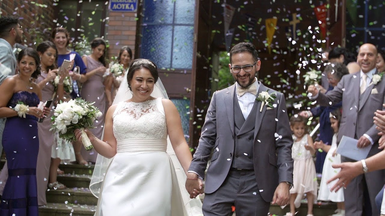 Harry & Eleni's Big Greek Wedding
