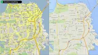 Google I/O 2014 - Redesigning Google Maps
