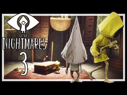 LITTLE NIGHTMARES # 03 😱 Gruselige Räumlichkeiten [HD60] Let's Play Little Nightmares