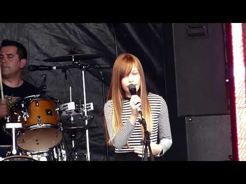 Waterfall - Stone Roses - Connie Talbot & Marquis Drive