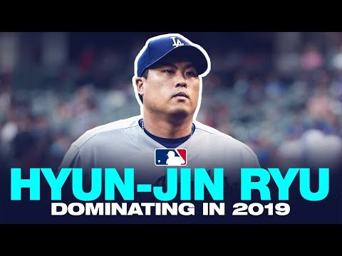 Hyun-Jin Ryu: One of MLB's Top Pitchers in 2019