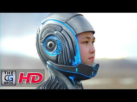 """CGI & VFX Breakdowns: """"Armor for heroes"""" - by PPvfx   TheCGBros"""
