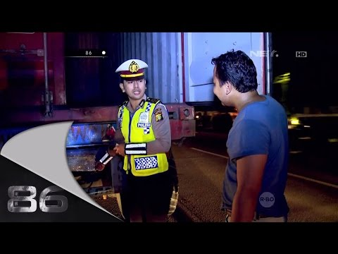 86 - Patroli Malam Kendaraan Di Tol Cikampek