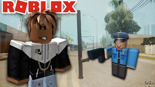 HOW TO BE A GANGSTER IN ROBLOX - ROBLOX THE STREETS PT.11