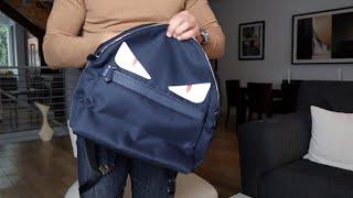 Fendi Monster mens backpack