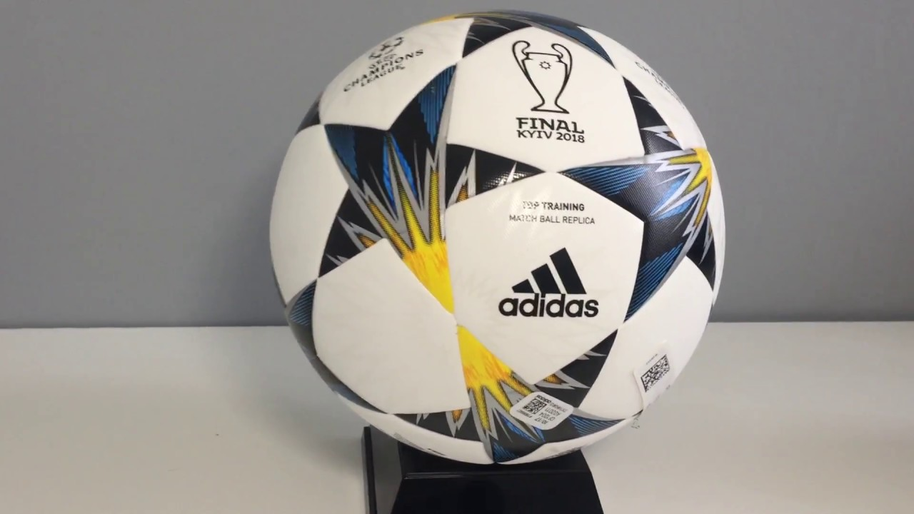 Мяч футбольный ADIDAS FINALE KIEV TT CF1204 (5) - YouTube 569e0ee3c0db5